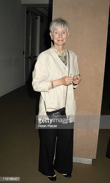 Kathryn Hays during New York Women in Film and Television's 5th Annual Designing Hollywood Gala at Sothebys in New York City New York United States