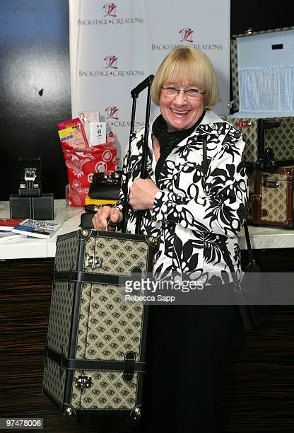 Kathryn Joosten at Backstage Creations Celebrity Retreat at Haven360 at Andaz Hotel on March 5 2010 in West Hollywood California