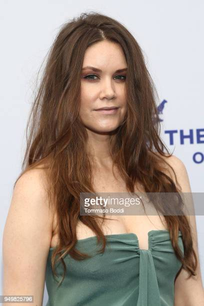 Kathryn Knox attends The Humane Society Of The United States' To The Rescue Los Angeles Gala at Paramount Studios on April 21 2018 in Los Angeles...