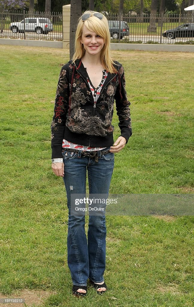 Kathryn Morris arrives at the 21st Annual A Time For Heroes Celebrity Picnic sponsored by Disney to benefit The Elizabeth Glaser Pediatric AIDS Foundation on June 13, 2010 at the Wadsworth Theater on the VA Lawn in Los Angeles, California.