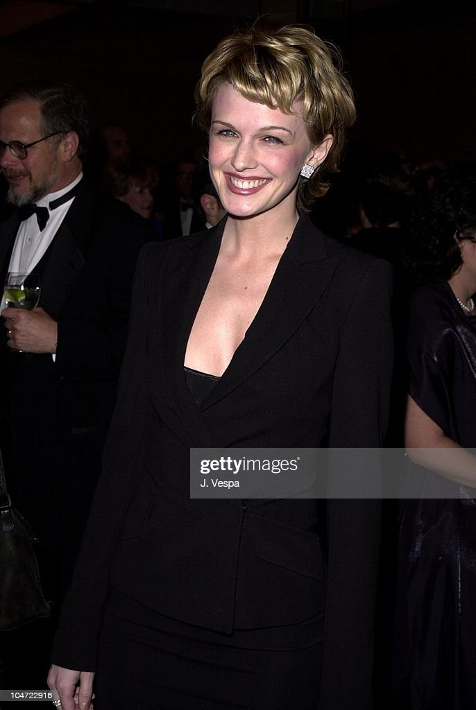 Kathryn Morris during 2001 ACE Eddie Awards at Beverly Hilton in Los Angeles, California, United States.