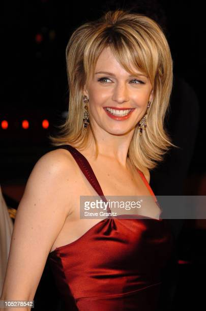 Kathryn Morris during 'Paycheck' World Premiere at Grauman's Chinese Theatre in Hollywood California United States