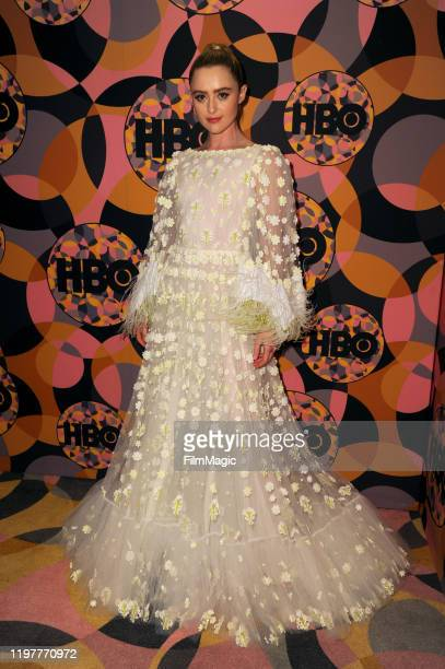 Kathryn Newton attends HBO's Official 2020 Golden Globe Awards After Party in Los Angeles California