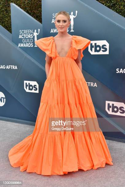 Kathryn Newton attends the 26th Annual Screen Actors Guild Awards at The Shrine Auditorium on January 19 2020 in Los Angeles California 721430