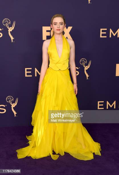 Kathryn Newton attends the 71st Emmy Awards at Microsoft Theater on September 22 2019 in Los Angeles California