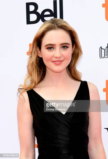 Kathryn Newton attends the Ben Is Back premiere during 2018 Toronto International Film Festival at Princess of Wales Theatre on September 8 2018 in...
