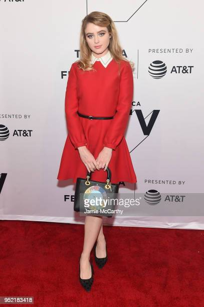 Kathryn Newton attends the screening of 'Little Women' during the 2018 Tribeca Film Festival at SVA Theatre on April 27 2018 in New York City