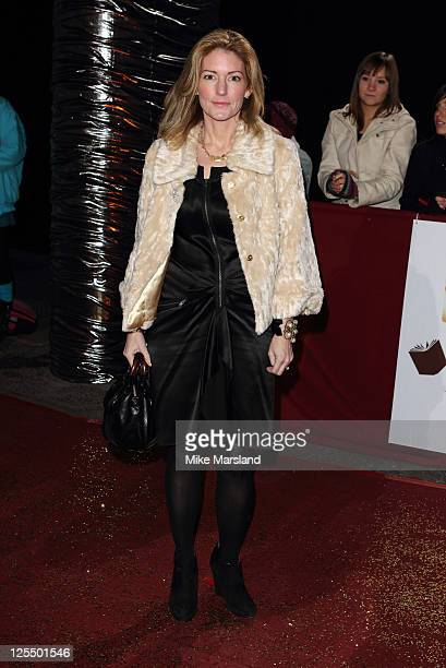 Kathryn Stockett attends the Galaxy National Book Awards at BBC Television Centre on November 10 2010 in London England