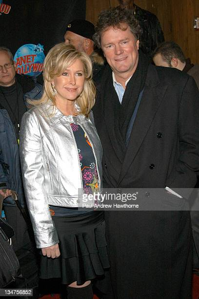 Kathy and Rick Hilton during 'The Apprentice' Viewing of Episode 4 at Planet Hollywood in Times Square at Planet Hollywood Times Square in New York...