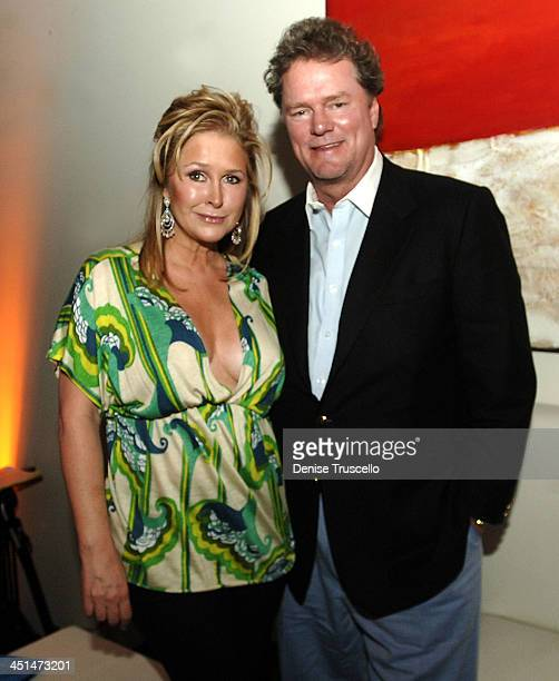 Kathy and Rick Hilton Exclusive Coverage during Pamela Anderson Hosts Party at Panorama Towers Where She Recently Purchashed a Penthouse at Panorama...