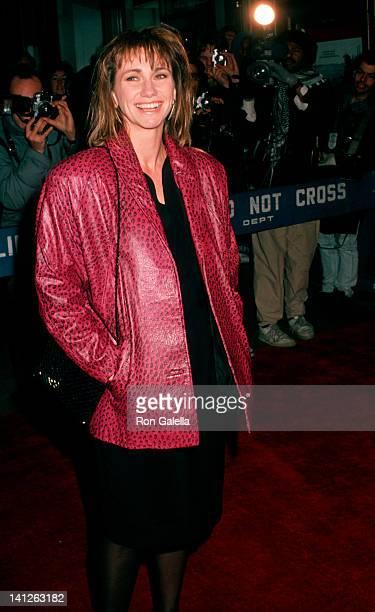 Kathy Baker at the Premiere of Jackknife Coronet Theater New York City