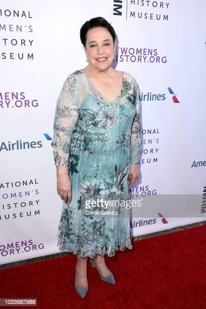 Kathy Bates attends National Women's History Museum's 7th Annual Women Making History Awards at The Beverly Hilton Hotel on September 15 2018 in...