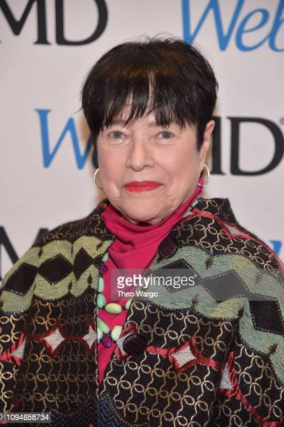 Kathy Bates attends the 2019 WebMD Health Hero Awards on January 15 2019 in New York City