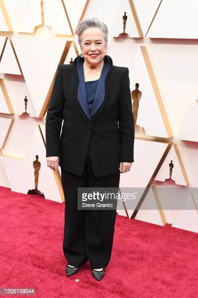 Kathy Bates attends the 92nd Annual Academy Awards at Hollywood and Highland on February 09 2020 in Hollywood California