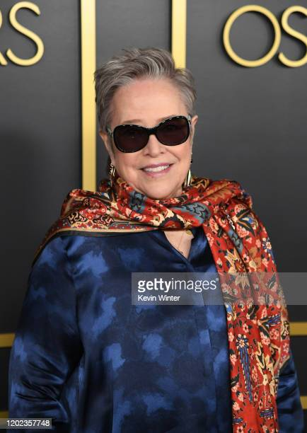 Kathy Bates attends the 92nd Oscars Nominees Luncheon on January 27 2020 in Hollywood California