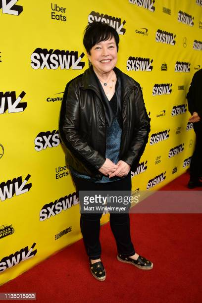 Kathy Bates attends The Highway Man Premiere 2019 SXSW Conference and Festivals at Paramount Theatre on March 10 2019 in Austin Texas