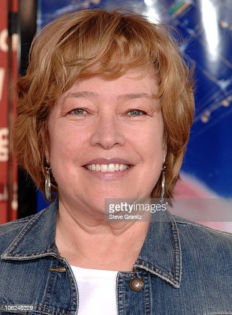 Kathy Bates during 'Charlotte's Web' Los Angeles Premiere Arrivals at ArcLight Theatre in Hollywood California United States