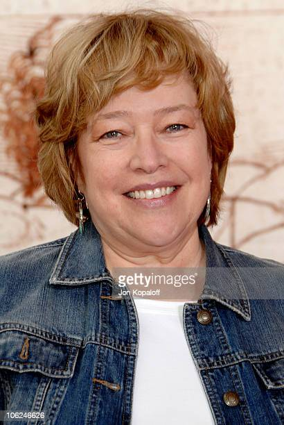 Kathy Bates during Charlotte's Web Los Angeles Premiere Arrivals at ArcLight Theatre in Hollywood California United States