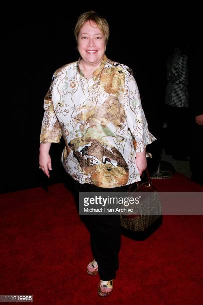 Kathy Bates during Craig Ferguson's Between the Bridge and the River Book Launch Party at The Tropicana Bar in Hollywood at The Tropicana Bar at the...