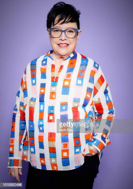 Kathy Bates of FX's 'American Horror Story Apocalypse' poses for a portrait during the 2018 Summer Television Critics Association Press Tour at The...