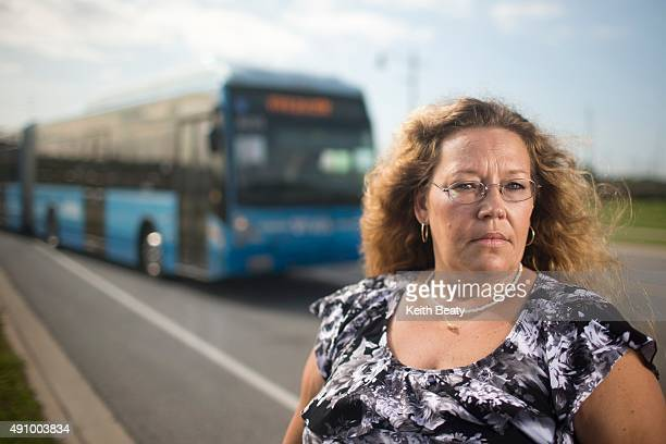 Kathy Breen who lost her job as a York Transit bus driver after the service provider changed She says workers fulfilling this important public...
