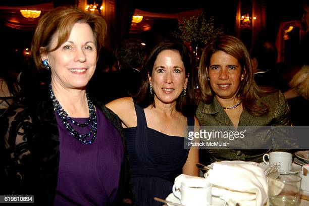 Kathy Delasara Annette Rodriguez and Angela Keesee attend The New York Society For the Prevention Of Cruelty to Children Gala Dinner Dance In Honor...
