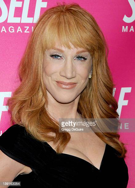 Kathy Griffin arrives for Self Magazine's July 2009 LA Issue Party at the Sunset Towers Hotel in West Hollywood California on June 18 2009