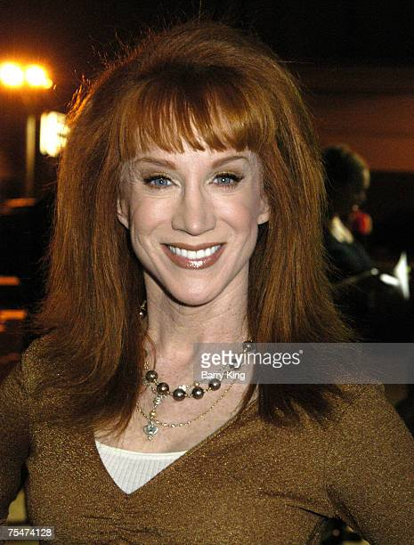 Kathy Griffin at the Les Deux in Los Angeles CA