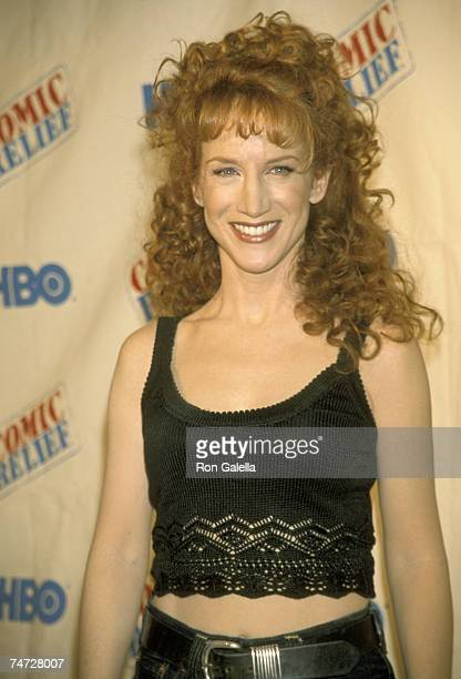 Kathy Griffin at the Radio City Music Hall in New York City New York