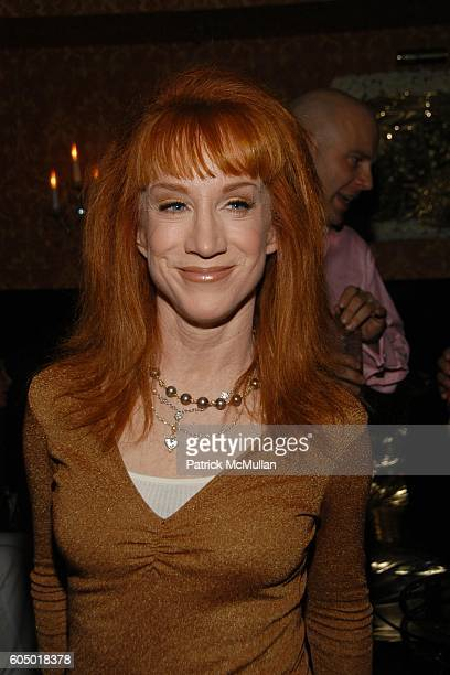Kathy Griffin attends Mark Burnett AOL's Gold Rush Launch Party at Les Deux on September 12 2006