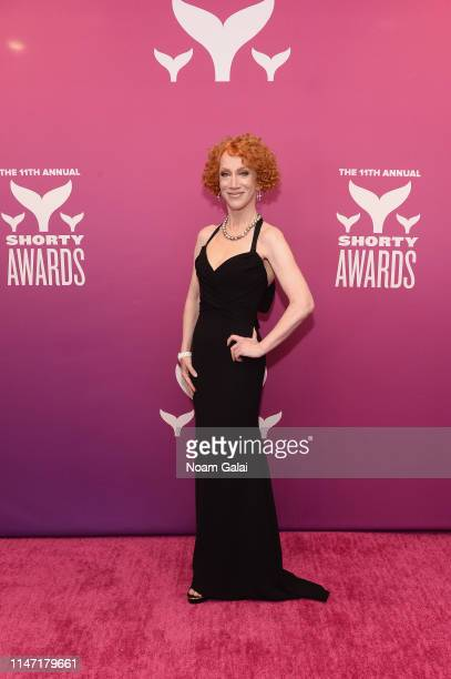Kathy Griffin attends the 11th Annual Shorty Awards on May 05, 2019 at PlayStation Theater in New York City.