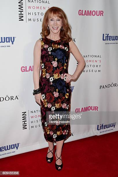 Kathy Griffin attends the 5th annual Women Making History Brunch at Montage Beverly Hills on September 17 2016 in Beverly Hills California
