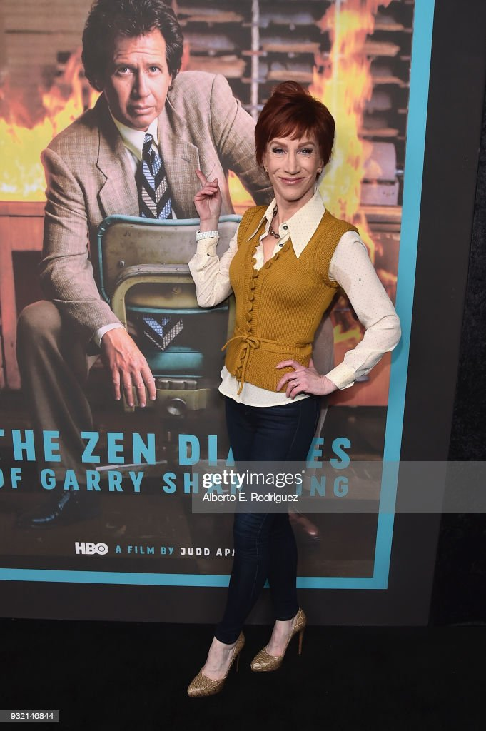 "Screening Of HBO's ""The Zen Diaries Of Garry Shandling"" - Red Carpet"