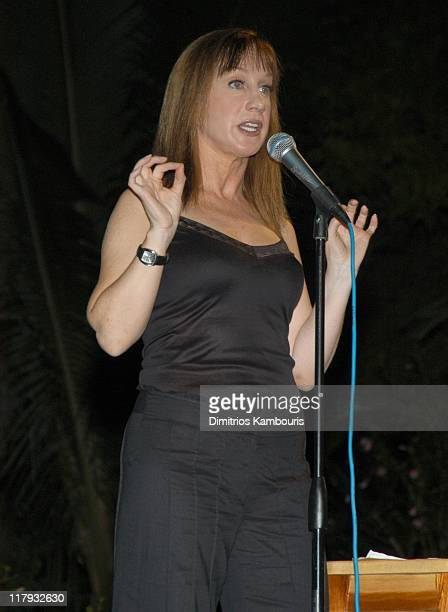Kathy Griffin during 2nd Annual Royal Plantation Celebrity Golf Classic to benefit St Jude Children's Reseach HospitalAfter Party at Royal Plantation...