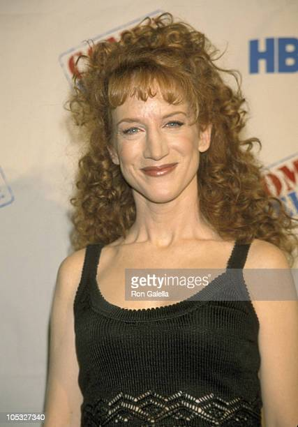 Kathy Griffin during Comic Relief VIII at Radio City Music Hall in New York City New York United States