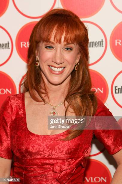 Kathy Griffin during Entertainment Weekly Magazine 4th Annual Pre-Emmy Party - Inside at Republic in Los Angeles, California, United States.