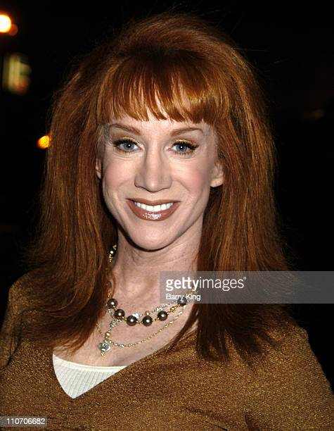 Kathy Griffin during Mark Burnett and AOL Celebrate the Launch of GOLD RUSH Arrivals at Les Deux in Los Angeles California United States