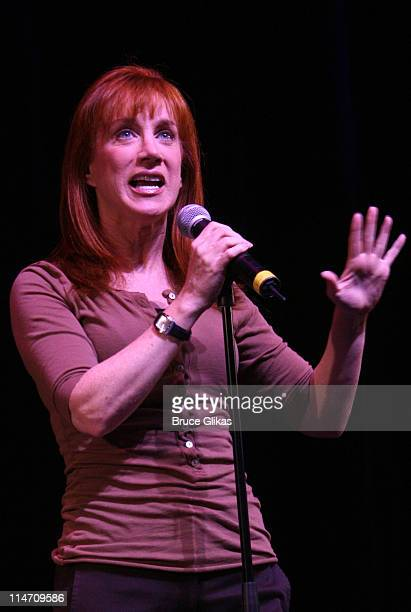 Kathy Griffin during Rosie O'Donnell performs on R Family Vacations 3rd Annual Cruise to Alaska July 12 2006 at The Norwegian Star Alaska United...