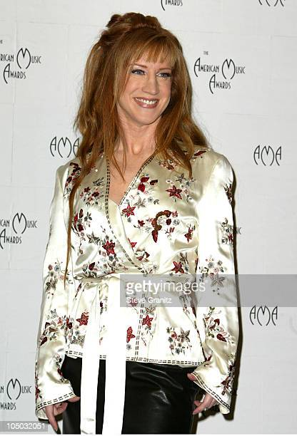 Kathy Griffin during The 30th Annual American Music Awards Press Room at Shrine Auditorium in Los Angeles California United States