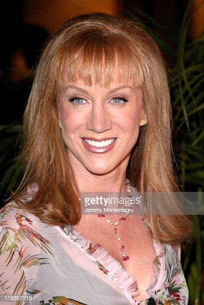 Kathy Griffin during The Hollywood Radio And Television Society's 1st Annual Roast In Honor Of Jeff Zucker at Century Plaza Hotel in Century City CA...