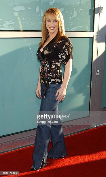 Kathy Griffin during 'Uptown Girls' Premiere at Archlight Theatre in Hollywood California United States