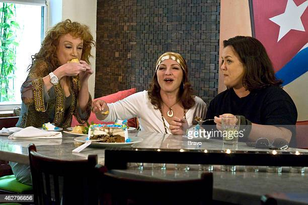 LIST Kathy Griffin with Gloria Estefan and Rosie O'Donnell Pictured Kathy Griffin Gloria Estefan Rosie O'Donnell