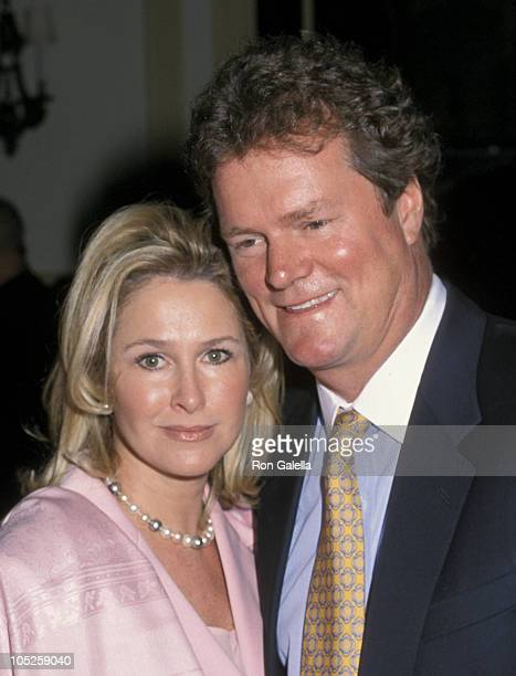 Kathy Hilton and Rick Hilton during Dennis Basso Fashion Show at Pierre Hotel in New York City, New York, United States.