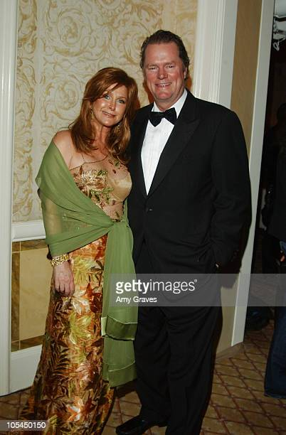 Kathy Hilton and Rick Hilton during MercedesBenz Oscar Viewing Party at Four Seasons Hotel in Beverly Hills California United States