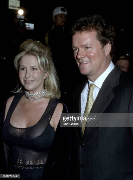 Kathy Hilton and Rick Hilton during Opening of the Christian Dior Boutique at Christian Dior Boutique in New York City New York United States