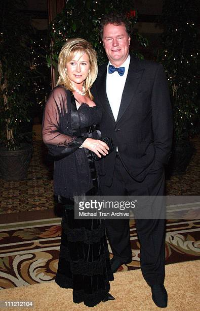 Kathy Hilton and Rick Hilton during The Thalians 50th Anniversary Musical Extravaganza Gala Arrivals at Hyatt Regency Century City Plaza in Los...