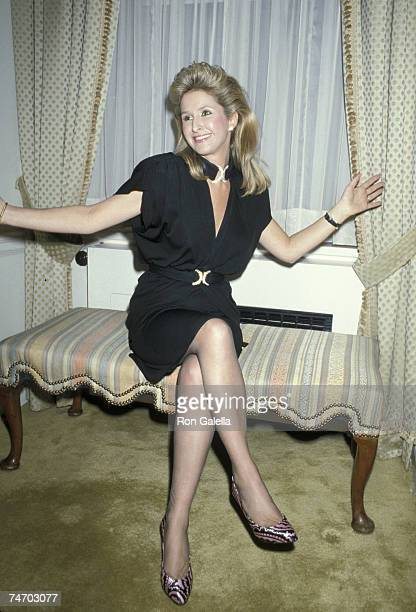 Kathy Hilton at the Waldorf Towers in New York City New York