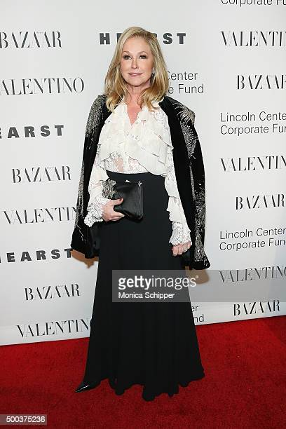 Kathy Hilton attends 'An Evening Honoring Valentino' Lincoln Center Corporate Fund Gala Inside Arrivals at Alice Tully Hall at Lincoln Center on...
