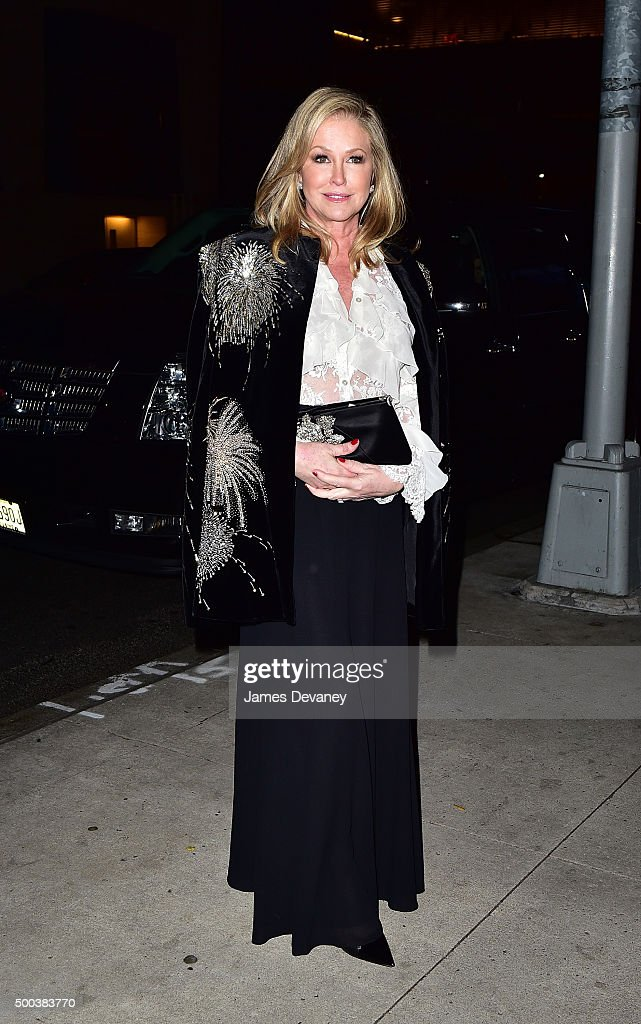 """""""An Evening Honoring Valentino"""" Lincoln Center Corporate Fund Gala - Outside Arrivals"""