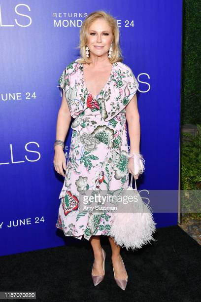 Kathy Hilton attends the premiere of MTV's The Hills New Beginnings at Liaison on June 19 2019 in Los Angeles California